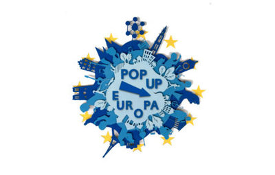 Pop-up Europa in het Cursuscentrum